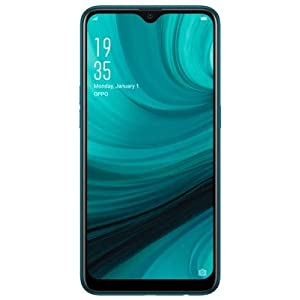 Oppo AX7 Dual-SIM 64GB Android (GSM Only, No CDMA) Factory Unlocked 4G/LTE Smartphone – International Version (Glaze Blue)