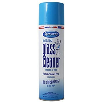 Enamel Refill (Sprayway Glass Cleaner Aerosol Spray, 19 oz)