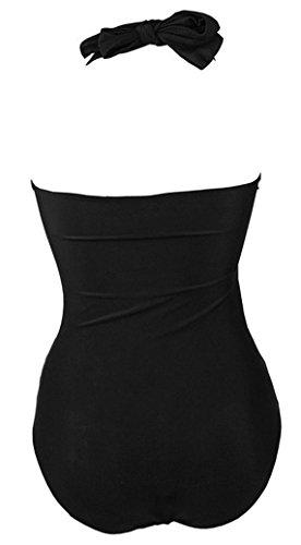 8 donna taglie M intero 4XL costume Costume Bettydom da bagno black fantastico da PqwcBSfxT