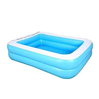 iYBWZH Summertime Kiddie Pool - Family Inflatable Swimming Pool,for Baby, Kiddie, Kids, Infant, Toddlers Outdoor, Garden, Backyard Multiple Size Options: Sports & Outdoors
