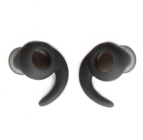 Gel Mini Ear (Earbud Gel Earbud tip for JBL Synchros Reflect BT In-Ear Sports Bluetooth Hea...)
