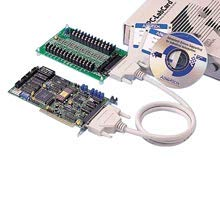 Advantech PCL-818HG-CE Data Acquisition I/O Card, 100KS/s, 12 bit, 16-Channel High Gain Multifunction ISA Card.
