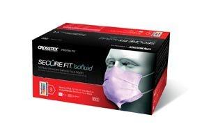 Crosstex Securefit Isofluid Face Mask Gcipksf by Crosstex International