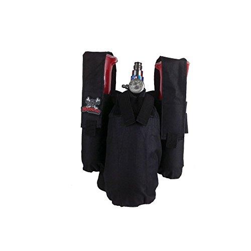 MAddog Sports 2+1 Harness - Black by MAddog