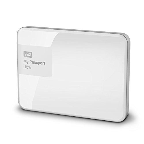 WD My Passport Ultra - Disco duro externo portátil de...