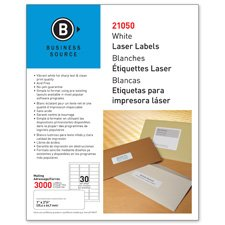 Business Mailing Labels - Business Source Mailing Label