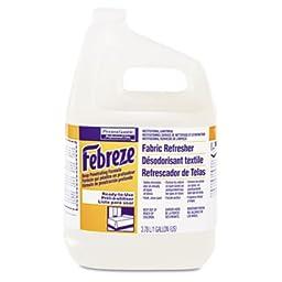 Procter & Gamble 33032 Febreeze Fabric RTU Refresher, 1 gal Refill