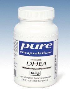 Pure Encapsulations - DHEA micronisé 10mg 180 VegiCaps [Santé et beauté]