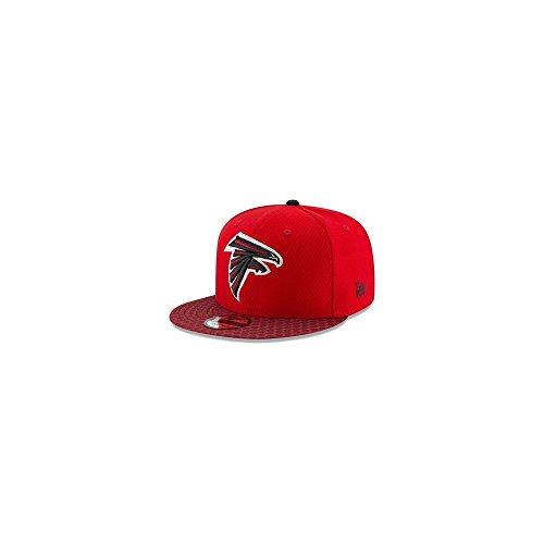 New Era Snapback Cap - NFL 2017 SIDELINE Atlanta Falcons - M/L (Hats Era Snapback New)