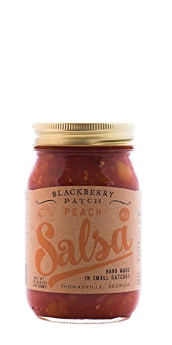 Blackberry Patch Peach Salsa