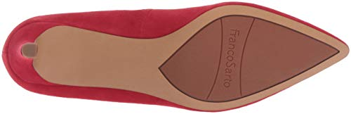 Scarlet Pump Franco Danelly Women's Sarto 8qzISpB