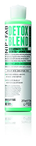 Nip + Fab Detox Blend Body Soak, 6.76 Ounce by Nip+Fab