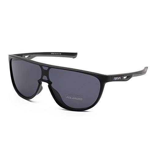 Vintage de EnzoDate en étui Lunettes noir UV400 mat à avec Femmes Lunettes Mode Cuir Hommes Abat Light TR90 la Jour Flexible polarisées Super Soleil qqR6xfr5