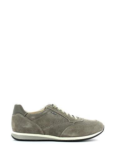 sale brand new unisex sale find great Geox Men's Sneaker Grigio (Gris - Grigio) limited edition online geniue stockist cheap online nKw3m5uG
