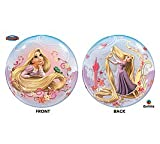 Disney Rapunzel Tangled Bubble Balloon Party Supply Decoration, Health Care Stuffs