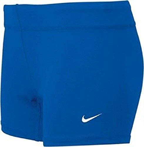Nike Performance Women's Volleyball Game Shorts (Small, Royal)