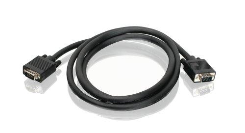IOGEAR Ultra-Hi-Grade VGA Male to Male Cable, 6 Feet. G2LVGA006
