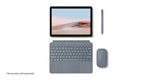 "New Microsoft Surface Go 2 - 10.5"" Touch-Screen - Intel Pentium - 8GB Memory - 128GB SSD - Wifi - Platinum (Latest Model)"