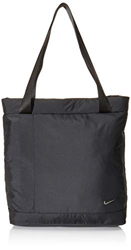 Nike W Nk Legend Tote Gym Bag, Mujer, Black/Black/Black, MISC