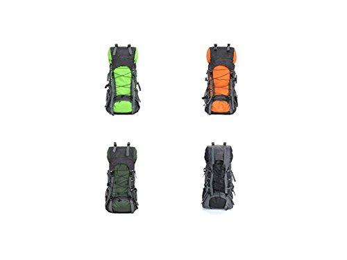 ADream Dauerhaft Große Kapazität Professionelle Bergsteigenbeutel 65L 65L 65L Wasserdichte Outdoor Bergsteigenbeutel (Schwarz) B07GB536H8     | Charakteristisch  322532