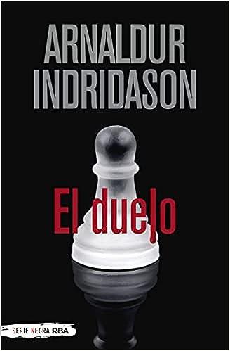 El duelo de Arnaldur Indridason