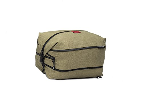 Small Twin Loop - Grand Trunk Weekender Small Compression Pack, Cube Sahara