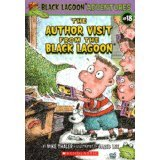 Black Lagoon Adventures Five Book Set: The Author Visit From the Black Lagoon #18, St. Patrick's Day From the Black Lagoon #19, April Fools' Day From The Black Lagoon #12 ,The Science Fair From The Black Lagoon and Back-To-School Fright Night #13 (12,18, 19,13)
