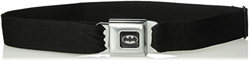 (Buckle-Down Seatbelt Belt Batman Black Regular)