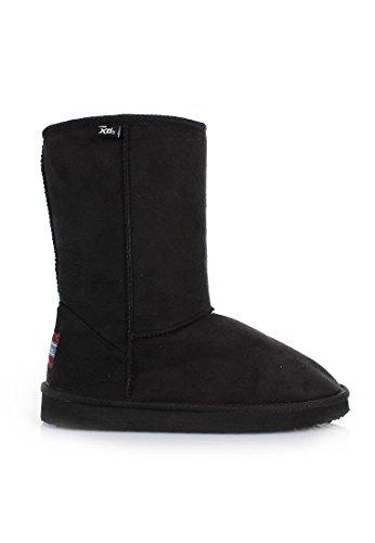 XTI, Sneaker donna Nero nero