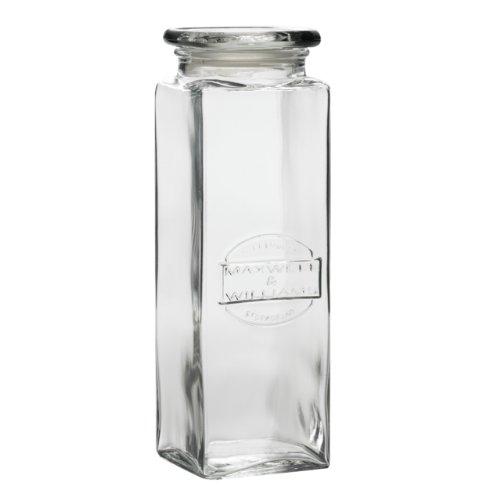 Maxwell & Williams ZY20511 Olde English Vorratsdose, Vorratsglas, Vorratsbehälter, Spaghetti, 2,5 l, Glas