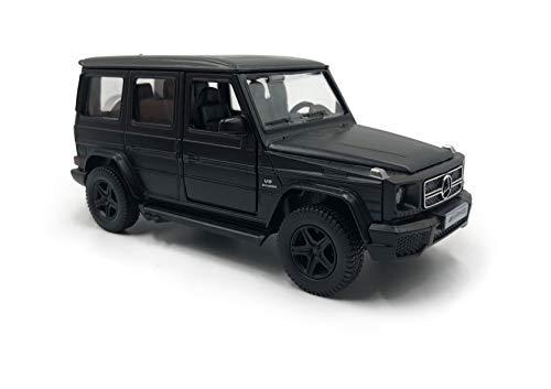 emosq Official Licensed 1:36 Super CAR Metal Model All Black Collection (Mercedes Benz G63 Amg)