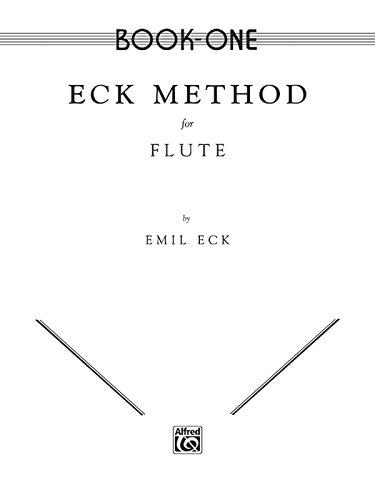 Eck Flute Method, Bk 1