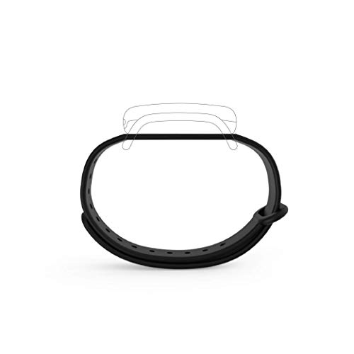 🥇 Charcoal Black TPU Band for Bond Touch Bracelet