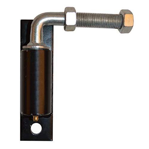Hinge Bolt - ALEKO LM113 Small J-Bolt Hinge Doors Gates 1/2 Inch