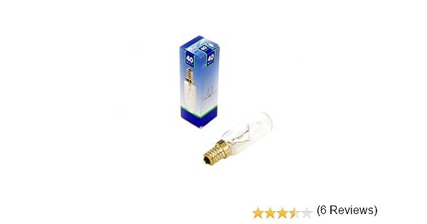 Bombilla de 40 W para campana extractora Ariston.: Amazon.es: Grandes electrodomésticos