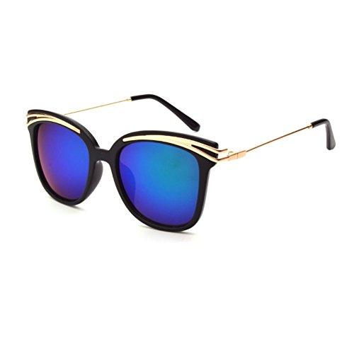 HOBOP ASG700015C1 Explosion Models PC Lens Metal Sunglasses,Plastic & Metal Frames - Wang Vera Vera Simply Sunglasses
