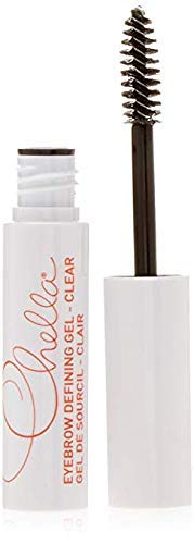 Chella Eyebrow Defining Gel - Gel to Lift and Hold the Eyebrow Hairs and Groom Them Into Place - Clear (6mL / 0.20 oz.) -