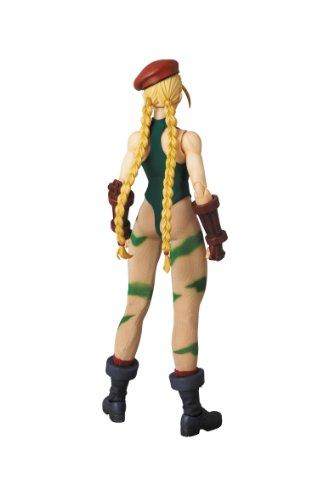 31U E3S5sSL Medicom Street Fighter IV: Cammy Real Action Hero Figure