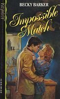 book cover of Impossible Match