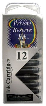 Private Reserve Ink Cartridges Gray Flannel