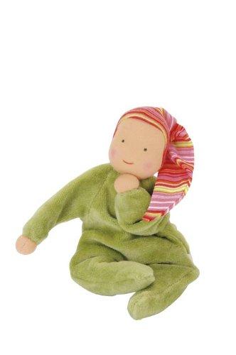 Kathe Kruse Nickibaby Doll Green