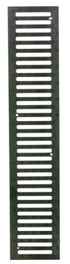 ADVANCED DRAINAGE 0524CHG DRAINTECH CHANNEL GRATE 5'' x 2' GREEN by ADS (Advanced Drainage Systems)