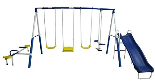 XDP Recreation 'Playground Galore' Swing Set