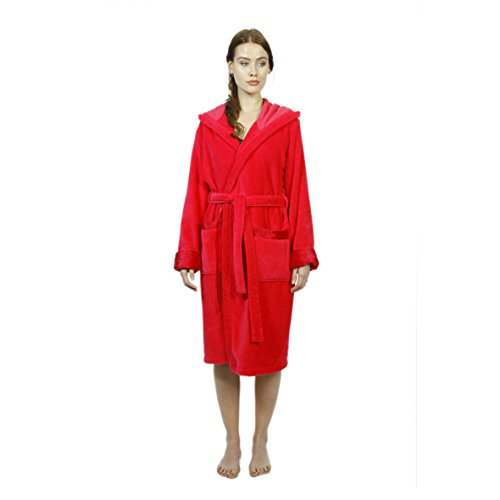 ladies 100 cotton dressing gowns - 5
