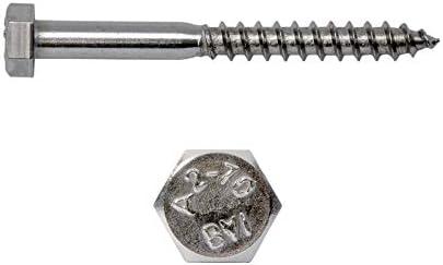 Wiener Schraube Sechskant Holzschrauben DIN 571 Schlüsselschrauben Ø 10mm