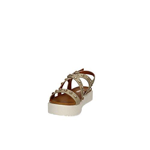 Cafenoir GG903 Sandals Frauen GRI PERLA