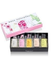 Fragonard Gift Box of 5 Small Perfumes Eaux (Eaux De Parfum)