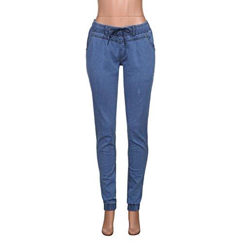 Uomo Lunghi Nero Elasticizzato Skinny Corti Fit Denim Morwind Blu Cielo Jeans Casual Slim Business Pantaloni Pantalone Stretch Chino pIwxdZ