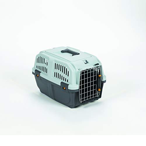 Nobby Transportbox für kleine Hunde und Katzen Skudo