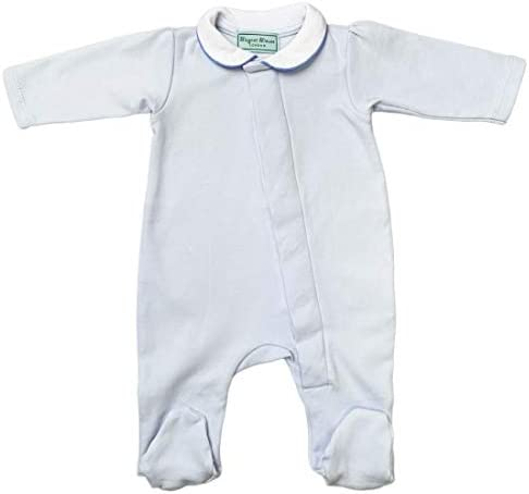 Cotton Onesie with Magnetic fastenings no fiddly Poppers or Buttons Original Magnet Mouse Sleepsuit Magnet Mouse